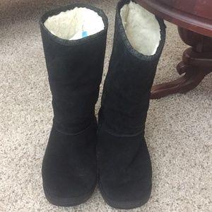 Emu Australian winter boots black